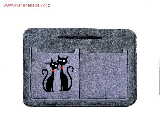Organizér do kabelky - Dvě kočky  3e3f544f76