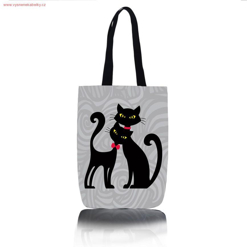 e9b13831af2 Kabelka Kočičí šopovka - Cats In Black
