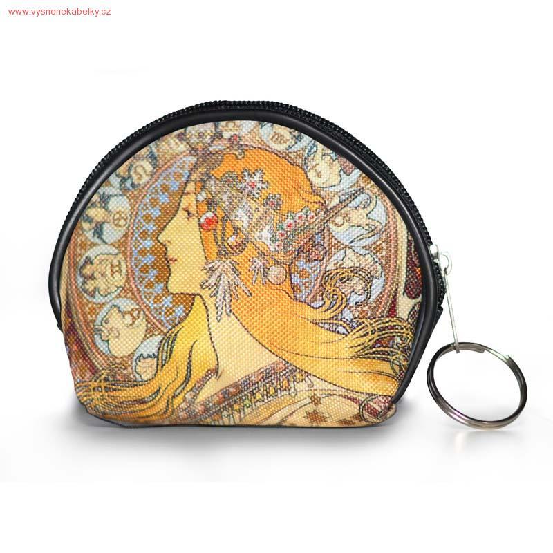 Designová peněženka, kapsička - Laura