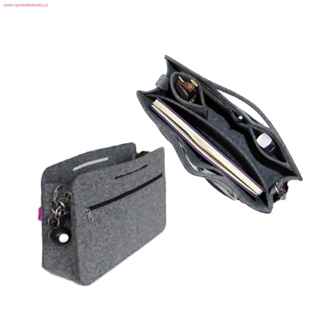 Organizér do kabelky - Černý  501f803e110